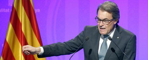 Artur Mas se venderá como mártir de la causa nacionalista en su comparecencia de hoy