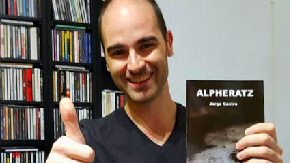 De la música a la poesía: el polifacético Jorge Castro publica 'Alpheratz'