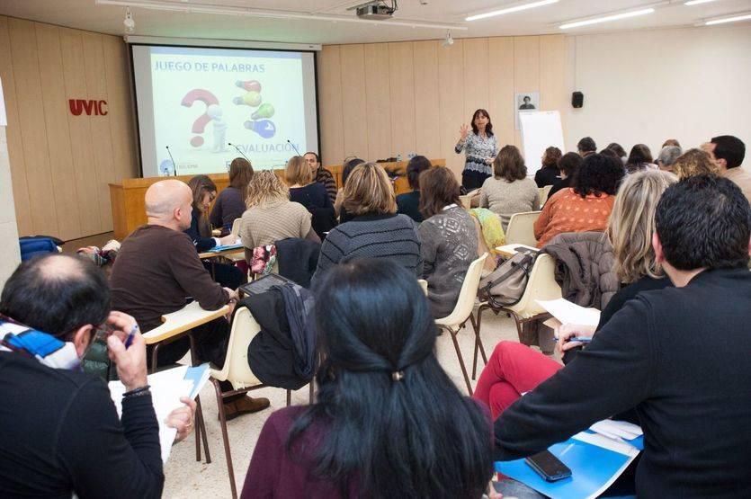 'Aprende a Emprender' en Vic en octubre de 2014