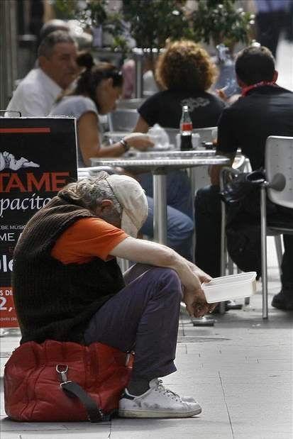 El 3% de la población de Castilla-La Mancha, privada de alimentación básica