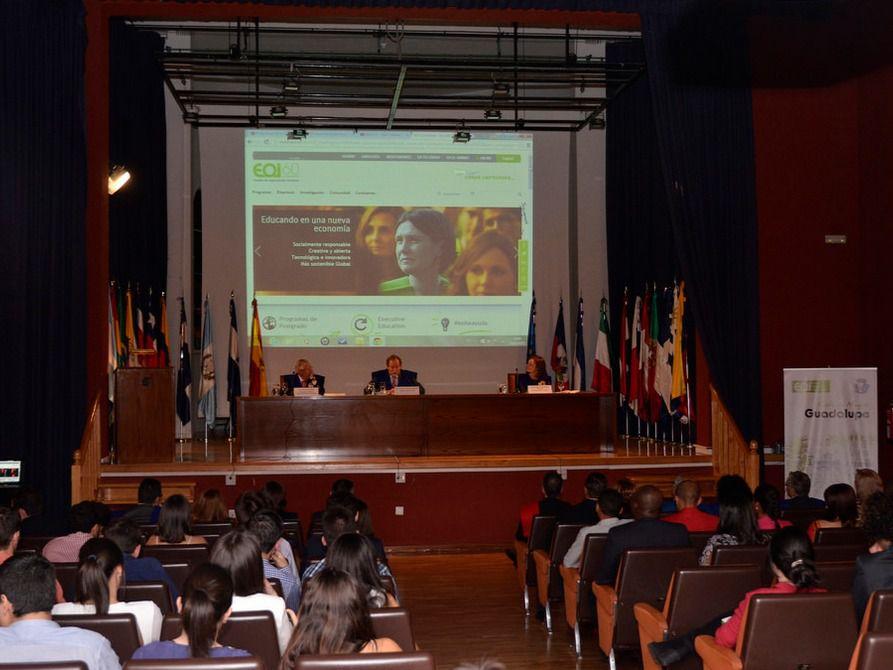 El Colegio Mayor Guadalupe inaugura su curso con espíritu emprendedor e innovador