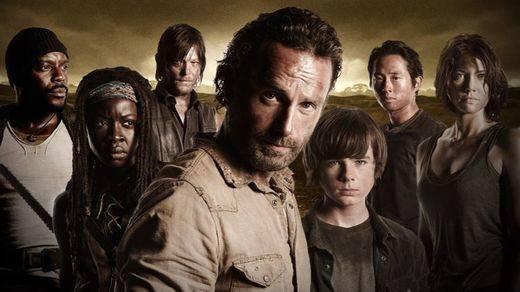 El personaje inmortal e intocable de 'The Walking Dead': descubre quién nunca morirá en la serie