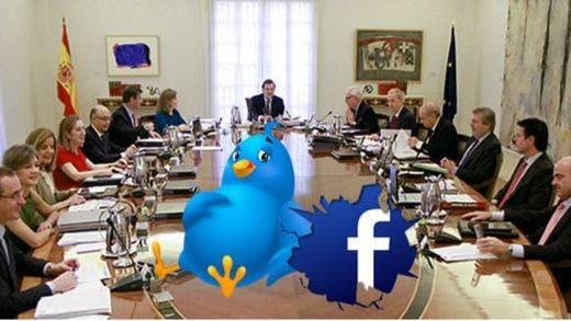 Las redes sociales, asignatura pendiente del Gobierno de Rajoy