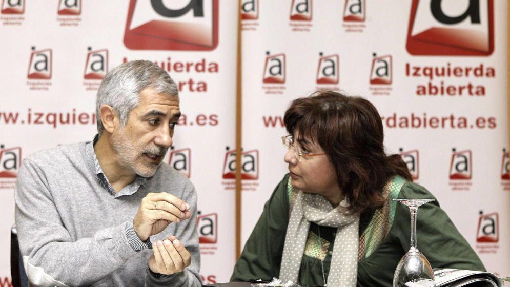 El sector de Llamazares en IU se reconcilia con Ahora en Común pero no con Alberto Garzón