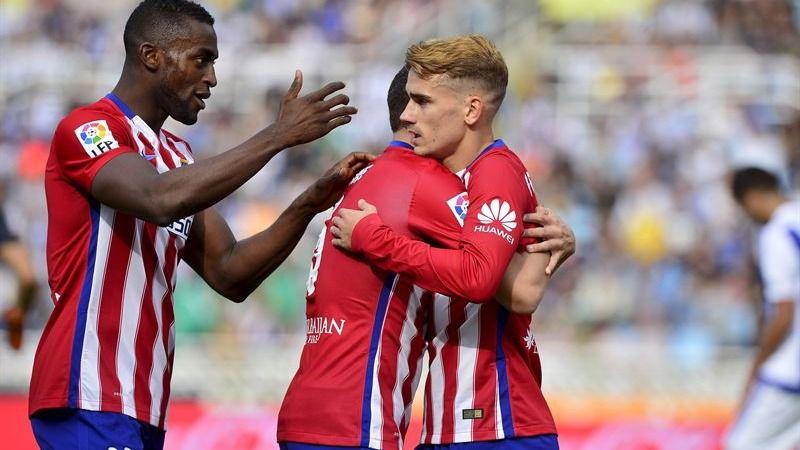 Griezmann estoquea a su antiguo club y devuelve al Atlético al triunfo (0-2)