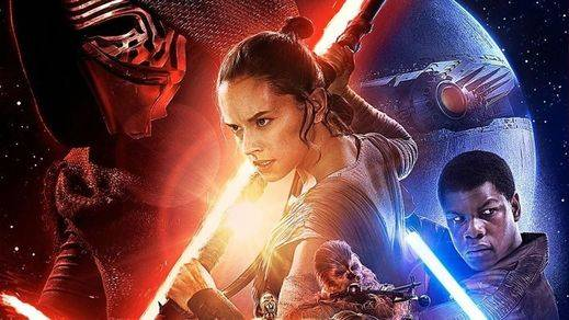 El cartel de la nueva entrega de 'Star Wars' calma la espera de los fans