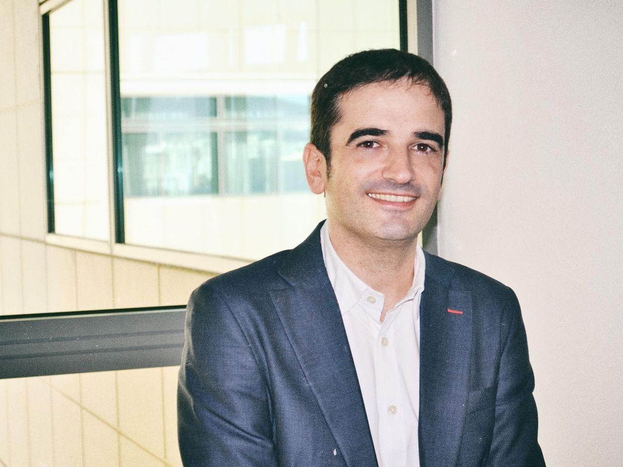 David Tomás, CEO de Cyberclick, la mejor empresa para trabajar: