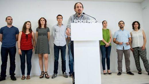 De la crítica al semi-entendimiento: así ha variado la postura de Podemos sobre Ciudadanos