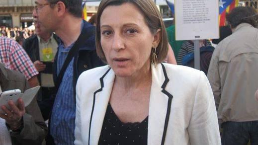 La expresidenta de la ANC, Carme Forcadell, propuesta por ERC como presidenta del Parlament