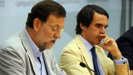 Génova replica a Aznar tras el nuevo 'ataque':