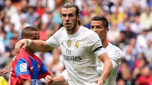 Nueva lesión en el Real Madrid, y van... Bale se pierde el partido contra el PSG