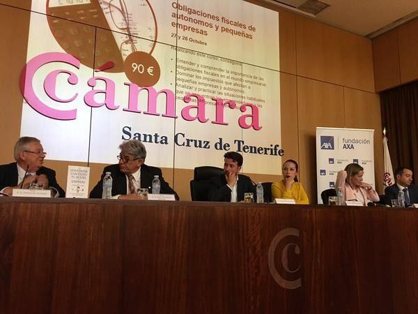 Más de 500 canarios dispuestos a aprender a emprender en Tenerife