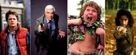 Marty McFly regresa al presente: Un repaso a los personajes míticos del cine 'ochentero'