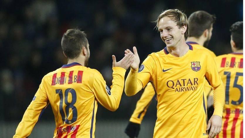 Buen martes: Barça y Valencia cumplen y ganan en Borisov (0-2) y al Gent (2-1)
