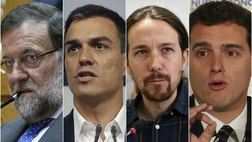 ¿El voto se decide en las redes?: los partidos llevan su lucha al terreno de la comunicación
