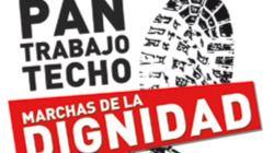 Las Marchas de la Dignidad del 22-0 ya tienen horario y lugar en cientos de ciudades