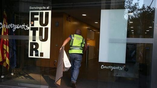 Detienen al tesorero de Convergència por presuntos delitos de corrupción