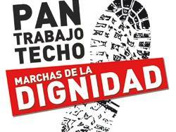 Este jueves, 'Marchas de la Dignidad' en cuatro ciudades de la región