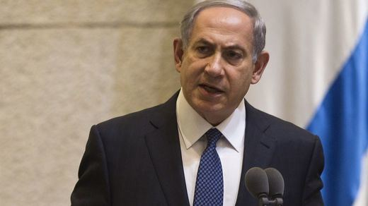 Netanyahu dice que el Holocausto no fue responsabilidad de Hitler sino de un palestino