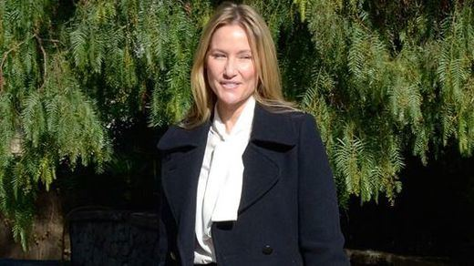 Fiona Ferrer, una rubia muy rubia