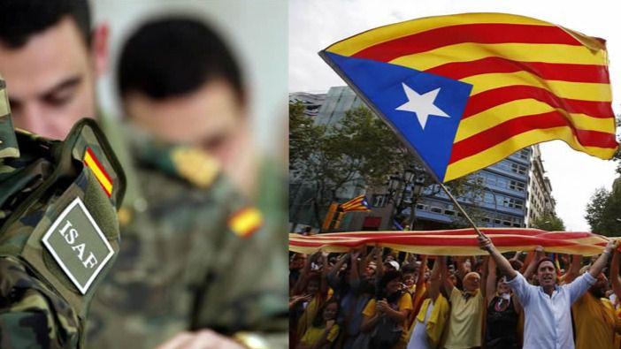 Militares retirados piden firmas para hacer frente a la 'fractura que provoca el proyecto independentista'