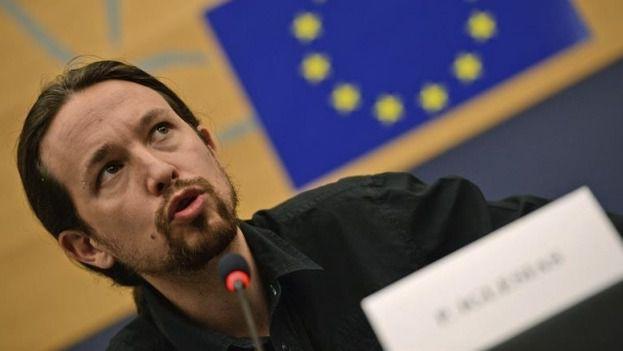 Pablo Iglesias presentará su renuncia como eurodiputado en las próximas semanas