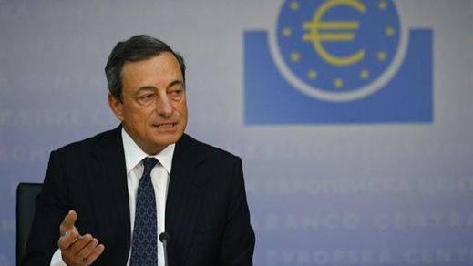 Draghi anuncia que el BCE revisará su plan de compra en diciembre