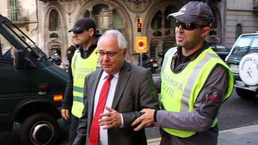 Prisión sin fianza para Andreu Viloca, el tesorero de Convergència