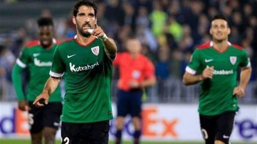 La Liga Europa también habla español gracias a las victorias deAthletic (0-2) y Villarreal (4-0)