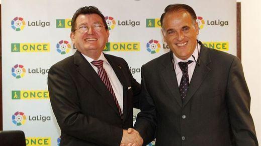 La Liga y la ONCE firman un convenio para mejorar la accesibilidad a los partidos