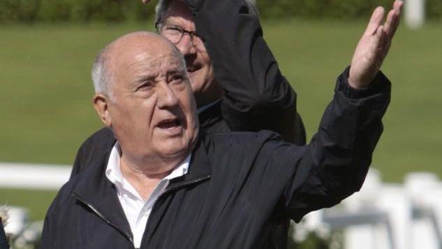 El español Amancio Ortega ya es el hombre más rico del mundo, según 'Forbes'