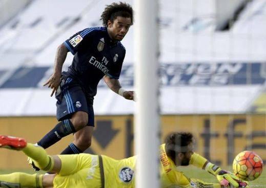 1-3. Un sólido Real Madrid acaba con la imbatibilidad del Celta de Vigo