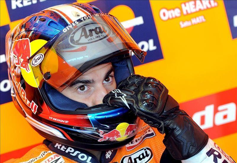 Dani Pedrosa suma su segunda victoria del año
