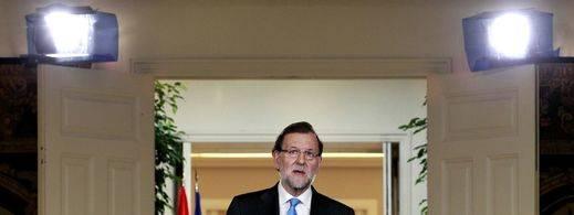 Rajoy convoca elecciones con un balance excesivamente triunfal de su gestión