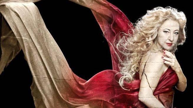 Excelsa Carmen Machi en 'Juicio a una zorra', con texto y dirección de Miguel del Arco