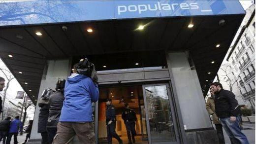 Dos detenidos por enviar a la sede del PP una carta con supuestas amenazas del Estado Islámico