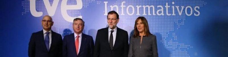 Rajoy promete trabajar para que la unidad de España 'siga por los siglos de los siglos'