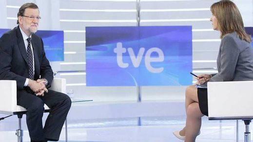 Rajoy promete trabajar para que la unidad de España