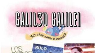 Galileo Galilei, tres décadas de la mejor música y celebración muy especial