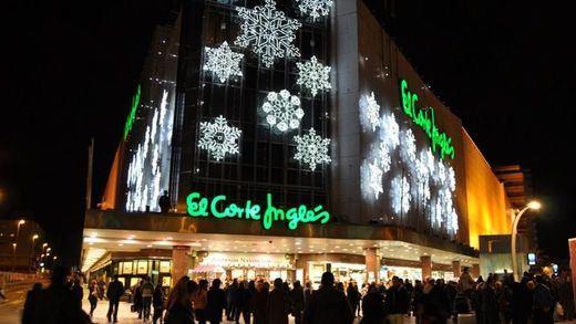 El calendario de la decoración de Navidad en El Corte Inglés