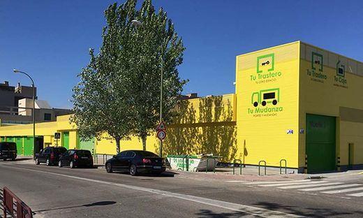 El Grupo Tu Trastero abre un nuevo centro en Madrid Barajas