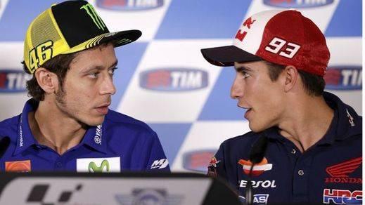 Rossi rectifica y asegura que correrá el GP de Valencia