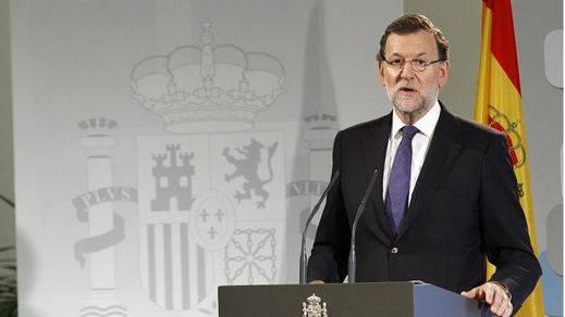 Rajoy, a los independentistas: