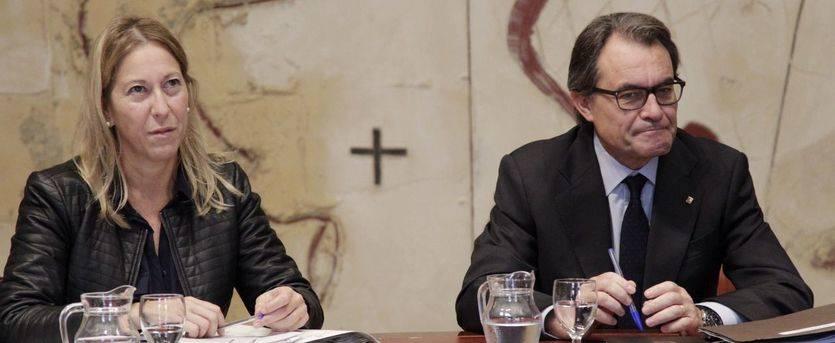 El Govern, lejos de amilanarse ante las 'amenazas' de Rajoy, seguirá adelante con el proceso soberanista