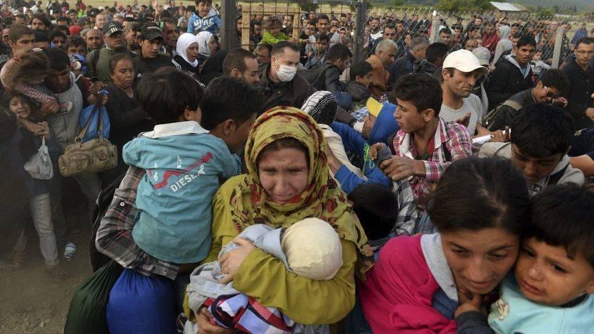 Frontex desautoriza la criminalización de los refugiados sirios que hizo la derecha