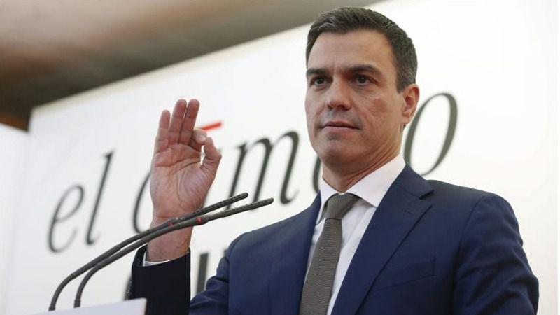 Sánchez presenta su idea de reforma constitucional sin una solución al desafío soberanista catalán