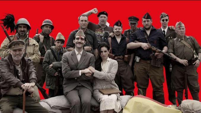 '¡Ay Carmela!', de José Sanchís Sinisterra, en comprometida y ajustada versión de Caramba Teatro