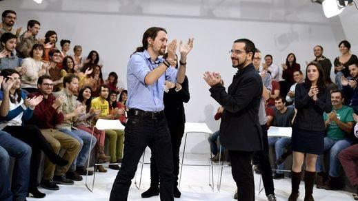 Iglesias invita a 'bailar' al PP durante la campaña: