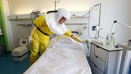 Resultado negativo en la primera prueba al paciente sospechoso de ébola del hospital de Vigo