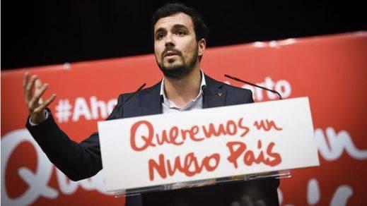 Garzón, proclamado candidato de Ahora en Común con 23.000 votos y una gran ventaja
